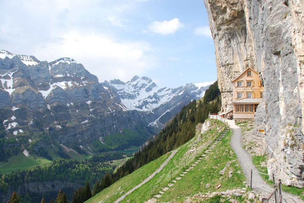 Gasthaus Aescher, Appenzeller Land